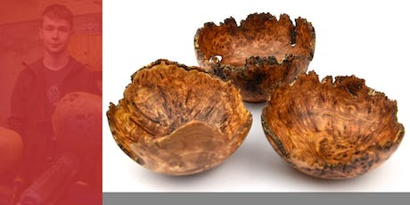 Cardiff Store - Functional  & Decorative Woodturning With Owen Schroder tickets