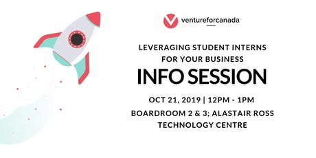Info Session - Leveraging Student Interns for your Business tickets