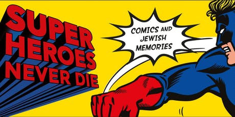 Opening | Superheroes Never Die billets