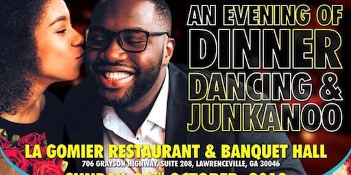 An Evening of Dinner, Dancing & Junkanoo
