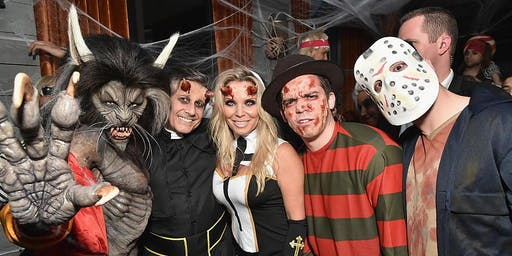 Boston's only Mega Costume Crawl on Halloween Night - Thursday Oct. 31st