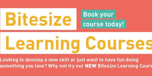 Bitesize Learning - Microdermabrasion Course