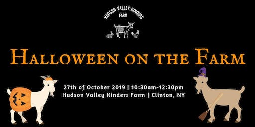 Halloween on the Farm