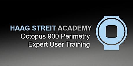 Haag-Streit Academy Octopus 900 Perimetry Expert User Training Course tickets