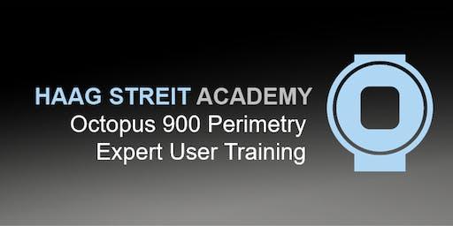 Haag-Streit Academy Octopus 900 Perimetry Expert User Training Course