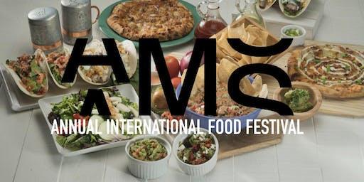 Annual AMS International Food Festival
