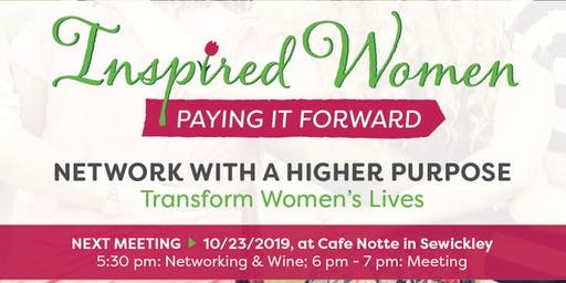 Inspired Women Paying it Forward Sewickley