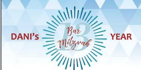 DANI's Bar Mitzvah Celebration tickets
