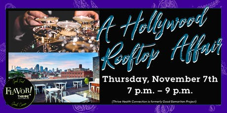 A Hollywood Rooftop Affair tickets