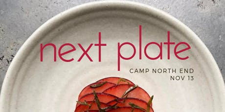 Next Plate: The Colors of Fall tickets