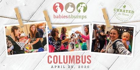 Babies & Bumps Columbus 2020 tickets