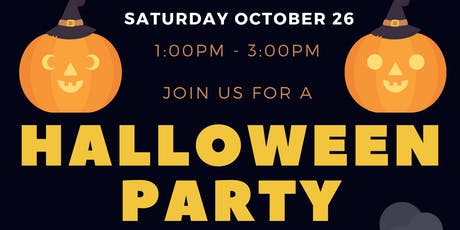 ABA Connections Halloween Party! tickets