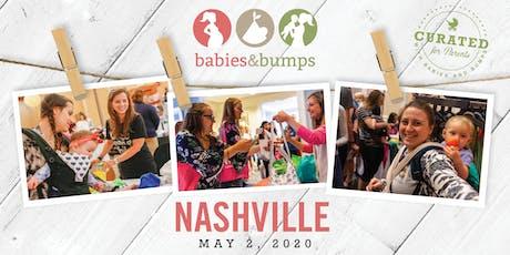 Babies & Bumps Nashville 2020 tickets