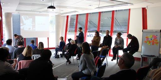 Learning Lab de l'aéroport de Paris CDG : BOARD #2
