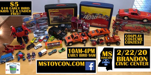 MS ToyCon