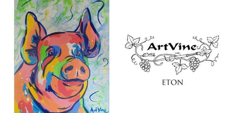 ArtVine, Sip and Paint in Eton, 27th November 2019 tickets