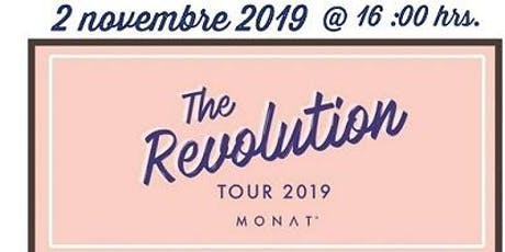 Meet Monat , lancement officiel de  Nathalie Rozon PM tickets