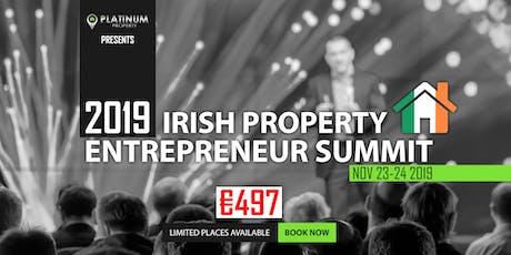Irish Property Entrepreneur Summit tickets