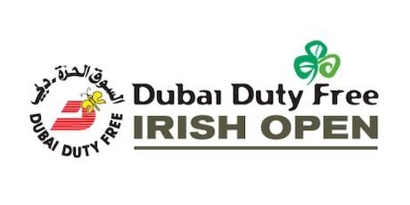 Dubai Duty Free Irish Open 2020 tickets