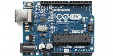Advanced Arduino Workshop tickets