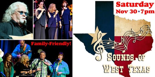 Sounds of West Texas – Home For the Holidays 2019