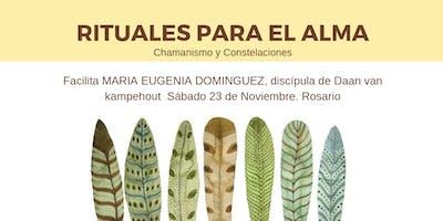 Rituales para el Alma. Jornada de constelaciones y chamanismo.