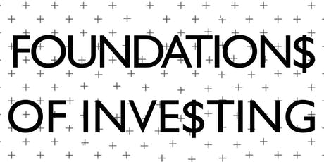 Foundations of Investing tickets