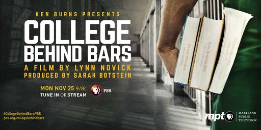 College Behind Bars -- Preview & Discussion with Filmmakers