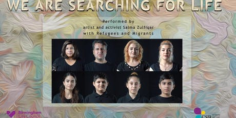We Are Searching for Life tickets