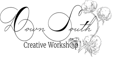 Down South Creative Workshop- Styled Shoot