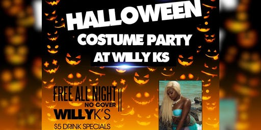 Willy K's: Halloween Costume Party