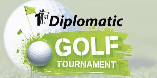 1st Diplomatic Golf  Tournament