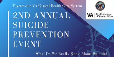 2nd Annual Suicide Prevention Event tickets