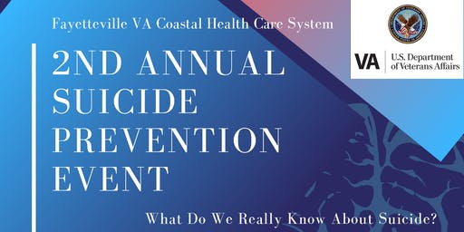 2nd Annual Suicide Prevention Event