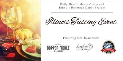 Binny's Illinois Tasting Event