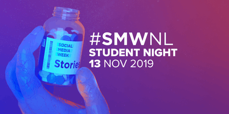 #SMWNL Student Night tickets