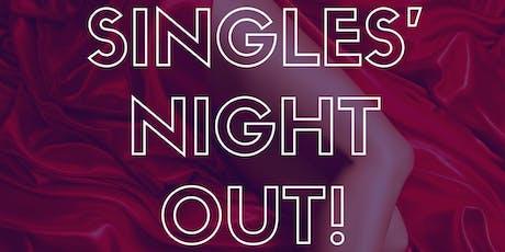 Hey Singles, let's Mingle! tickets