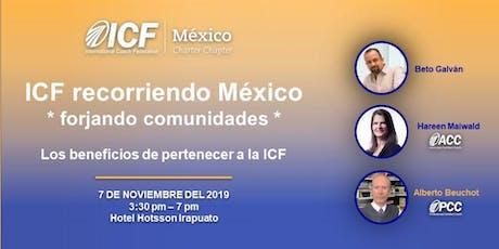 ICF recorriendo México: Irapuato entradas