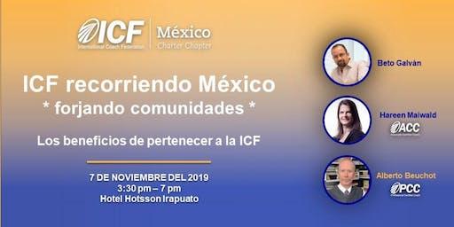 ICF recorriendo México: Irapuato