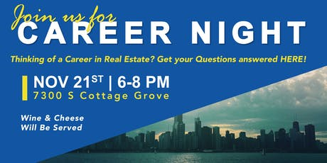 Career Night with EXIT Strategy Realty tickets
