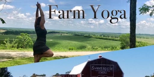 Farm Yoga at Sweetapple Farm