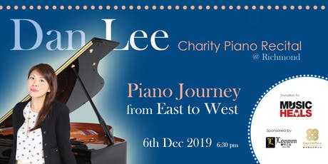 Piano Journey from East to West tickets