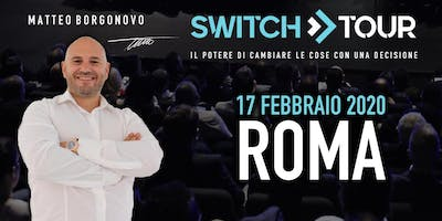 SWITCH TOUR ROMA