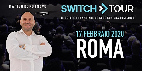 SWITCH TOUR ROMA tickets