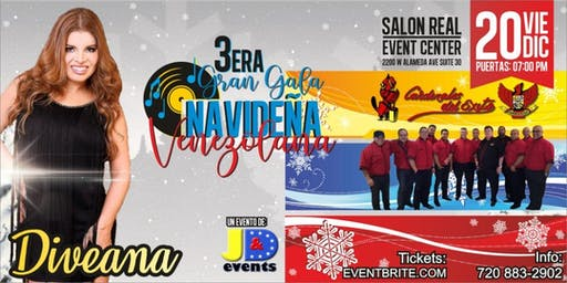 3ra Gran Gala Navideña Venezolana