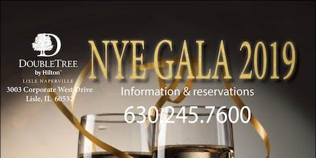 New Years Eve Gala tickets