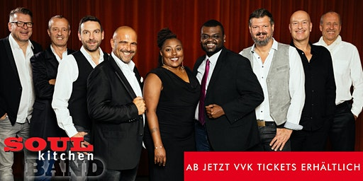 Jubiläums Konzert: 25 Jahre SOUL KITCHEN-Band