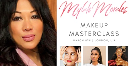 Celebrity  Makeup Masterclass with Mylah Morales tickets