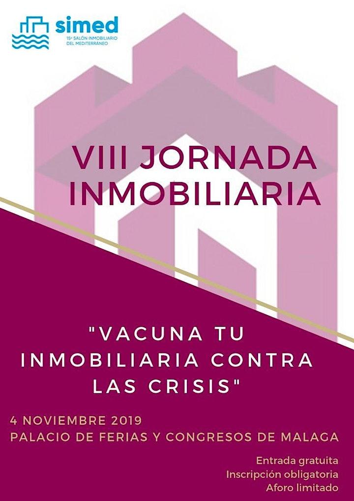 Imagen de VIII JORNADAS INMOBILIARIAS ATALAYA TEAM SIMED 2019