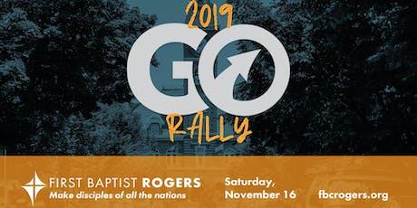 GO Rally tickets
